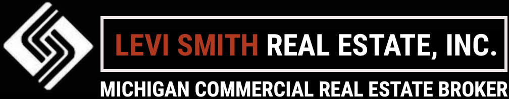 commercial real estate broker michigan logo